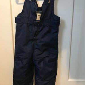 Cherokee Navy Snow pants - 12 mo